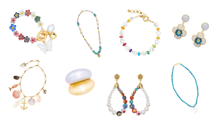 Bright Bohemian Jewellery to kick start your Summer